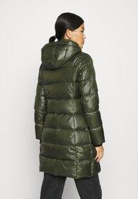 Calvin Klein - ESSENTIAL REAL COAT - Down coat - dark olive - 3