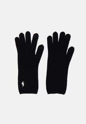 CLASSICCABLE GLOVE - Gloves - black
