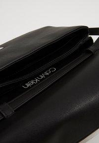 Calvin Klein - RETRO - Clutch - black - 3