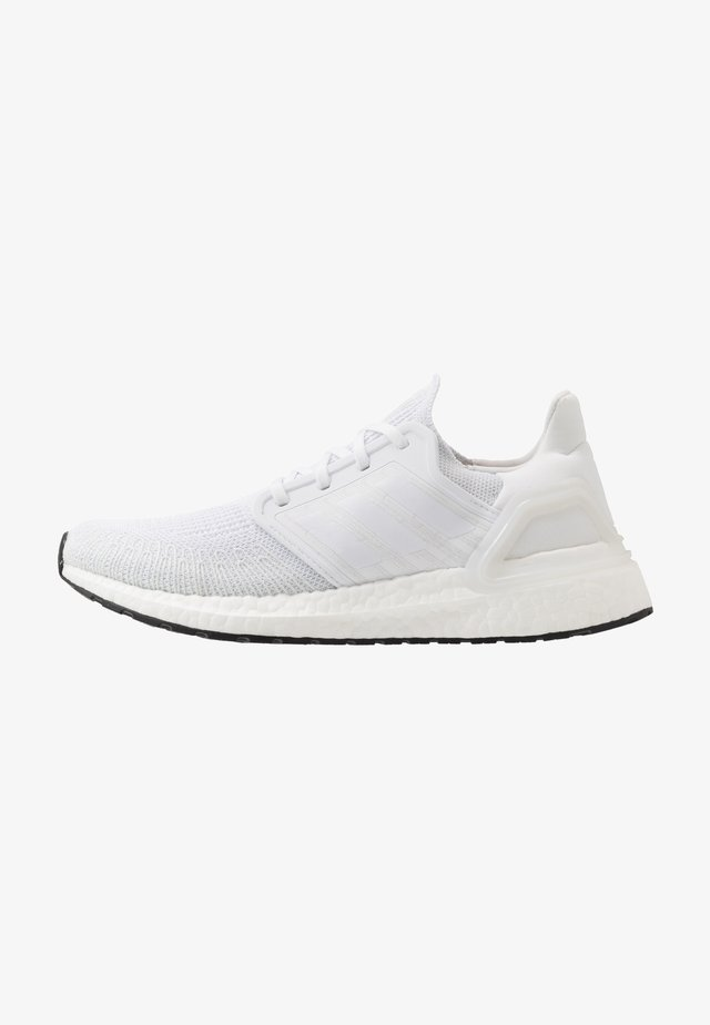 ULTRABOOST 20  - Laufschuh Neutral - footwear white/grey three/core black