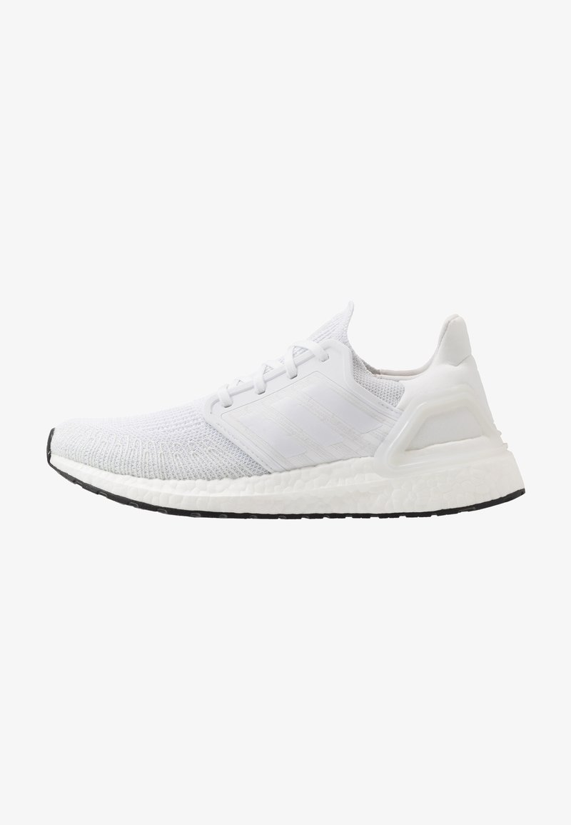 adidas Performance - ULTRABOOST 20  - Zapatillas de running neutras - footwear white/grey three/core black