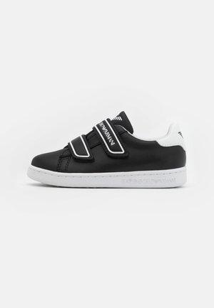 UNISEX - Trainers - black/white