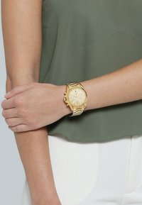 Michael Kors - BRADSHAW - Chronograph watch - gold-coloured - 0