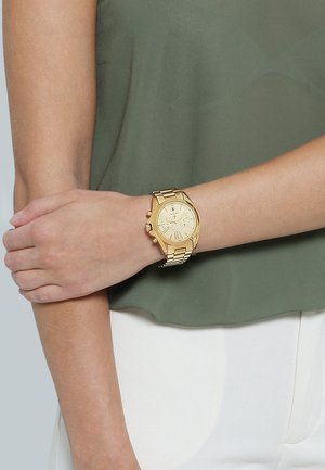 BRADSHAW - Chronograph watch - gold-coloured