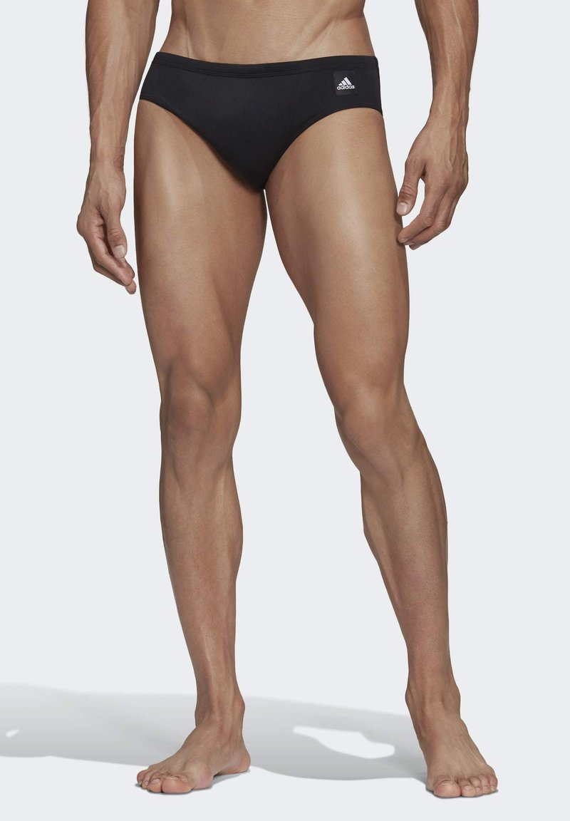 adidas Performance - PRO SOLID SWIM TRUNKS - Bañador - black