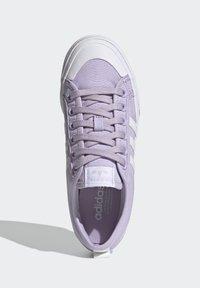 adidas Originals - NIZZA PLATFORM - Zapatillas - blipur/ftwwht/ftwwht - 1