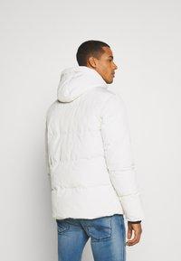 PARELLEX - SHADOW BUBBLE - Winter jacket - off-white - 3