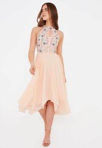 BEAUUT - RILEY   - Cocktail dress / Party dress - nude - 0