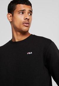 Fila - EFIM CREW  - Sweatshirt -  black - 4