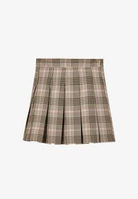 PULL&BEAR - A-snit nederdel/ A-formede nederdele - rose - 5
