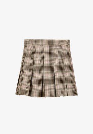 A-snit nederdel/ A-formede nederdele - rose