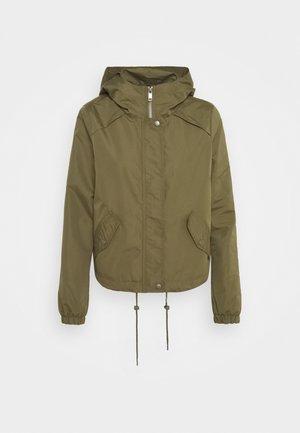 VMZOA - Summer jacket - ivy green