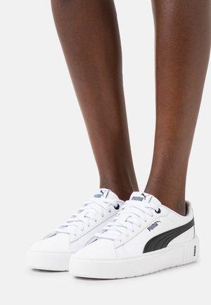 SMASH PLATFORM V2 L - Trainers - puma white/puma black