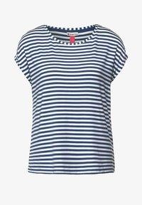 Street One - Print T-shirt - blau - 3