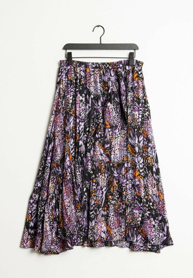 A-lijn rok - purple