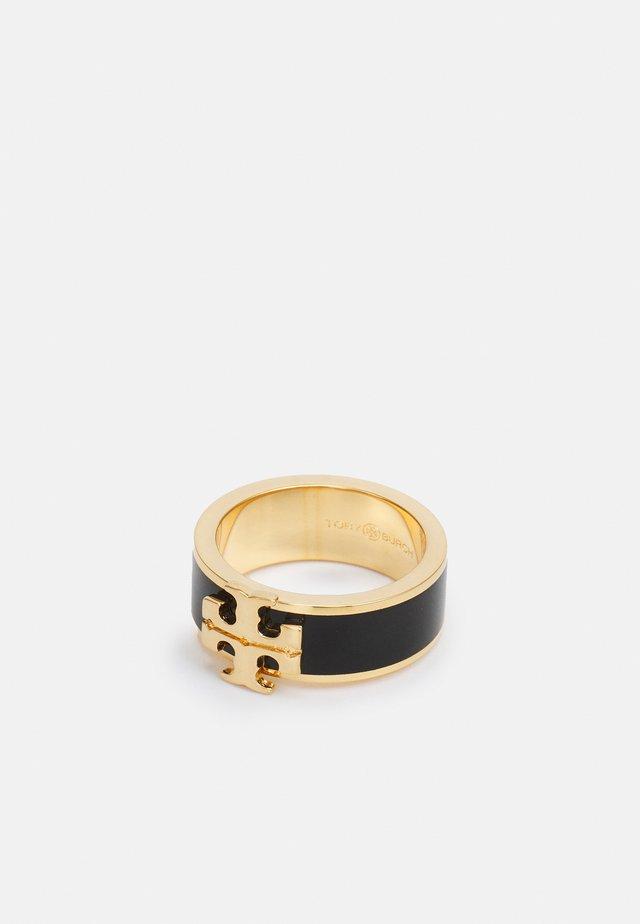 KIRA  - Ring - gold-coloured/black