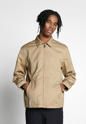 MODULAR JACKET DENISON - Summer jacket - sand