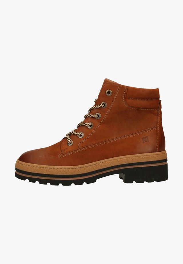 Ankle Boot - cognac-braun