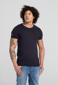Liger - LIMITED TO 360 PIECES - Basic T-shirt - navy - 2