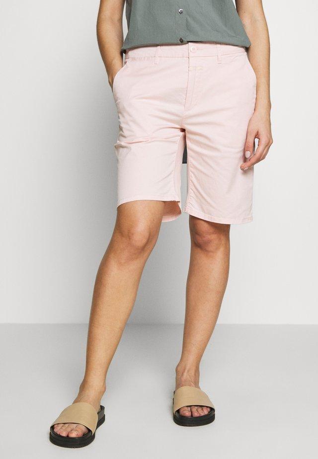 HOLDEN - Kraťasy - soft pink