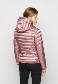 Save the duck - IRISY - Winter jacket - misty rose - 2