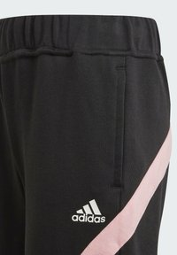 adidas Performance - G HOODED CO TS TRACKSUITS TRAINING WORKOUT TRACKSUIT - Trainingspak - pink - 9