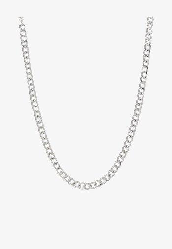 CHAIN BAR - Ketting - silver-coloured