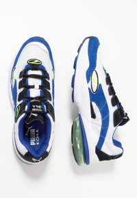 Puma - CELL - Trainers - surf the web/white - 1