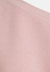 Even&Odd - LOOSE OFF SHOULDER SWEATSHIRT  - Sweatshirt - pink - 2