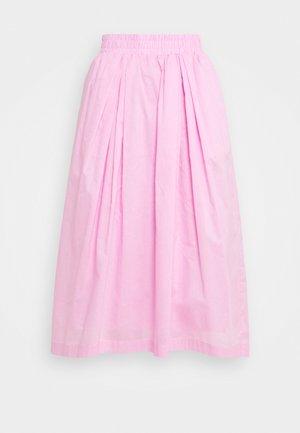 LEILA SKIRT - Pleated skirt - lilac sachet