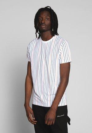 DAVENPORT - T-shirts print - white