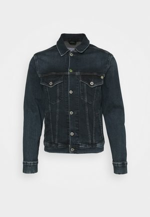 PINNER - Kurtka jeansowa - blue denim
