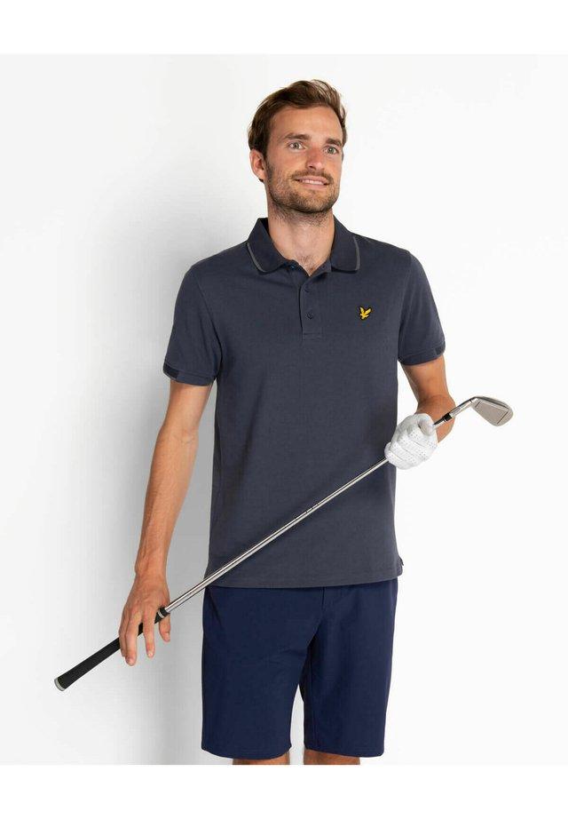 ANDREW - Funkční triko - observer grey