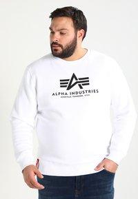 Alpha Industries - Sweatshirt - weiss - 0