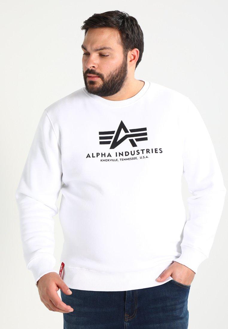 Alpha Industries - Sweatshirt - weiss