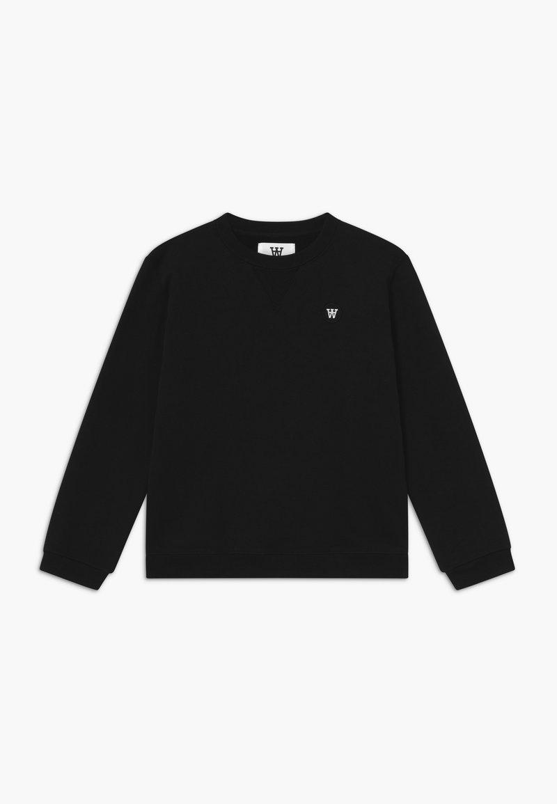 Wood Wood - ROD UNISEX - Sweater - black