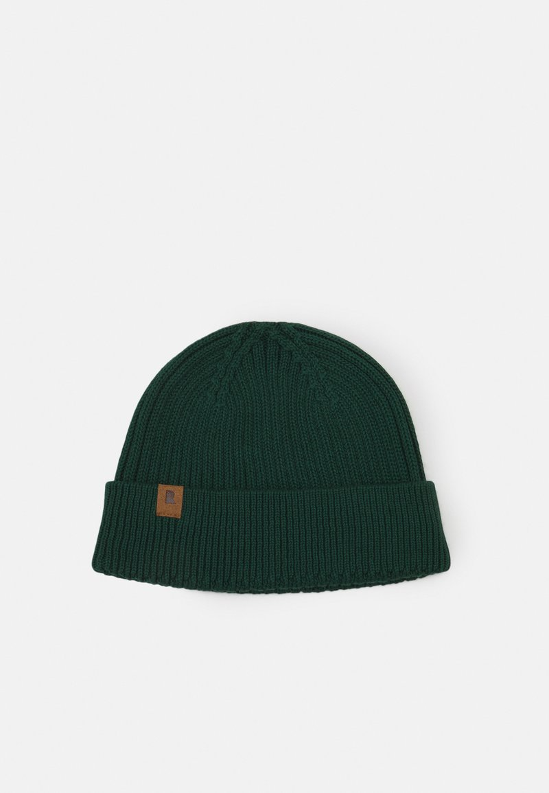 recolution - FISHERMEN BEANIE - Berretto - dark bottle green