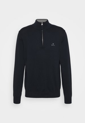 CLASSIC HALF ZIP - Jumper - evening blue