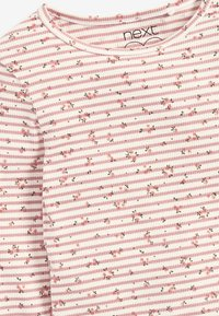 Next - Long sleeved top - light pink - 2