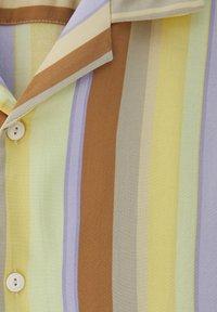 PULL&BEAR - Skjorta - yellow - 5