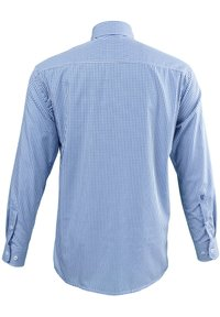JP1880 - VICHY-KARO - Shirt - blue - 1