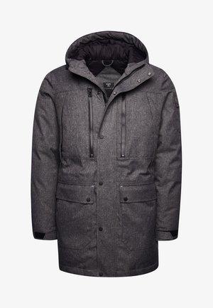 Winterjas - grey marl