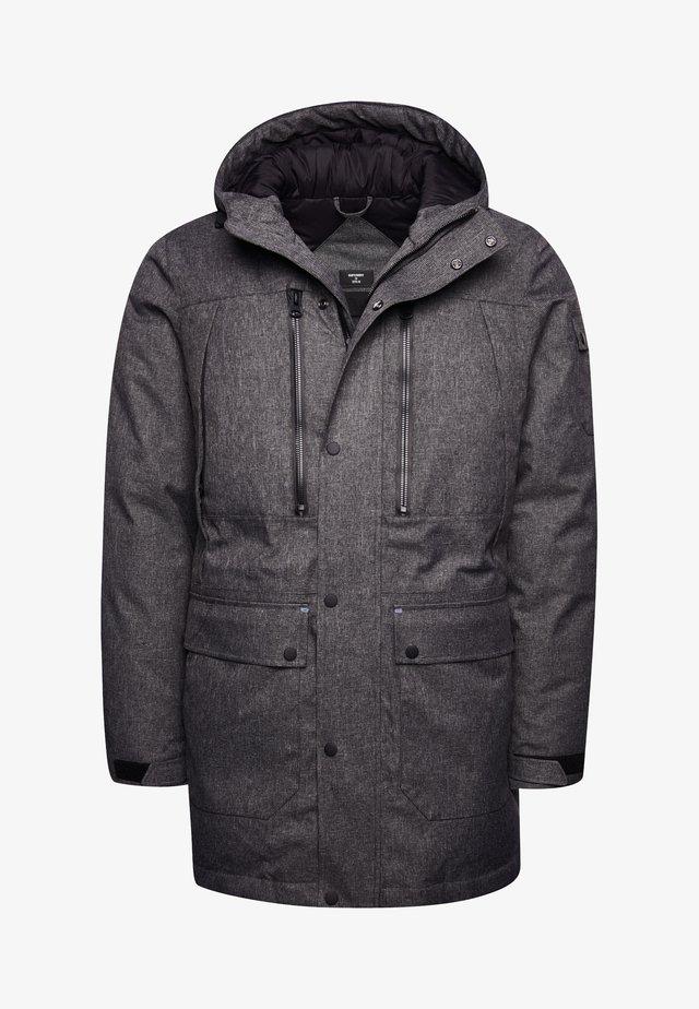 Abrigo de invierno - grey marl