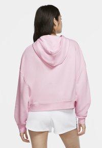 Nike Sportswear - HOODIE - Hoodie - pink foam - 2