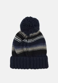 Barbour - HARROW STRIPE BEANIE - Beanie - grey/blue - 2