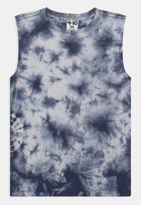 Cotton On - 2 PACK - Top - steel/indigo - 2