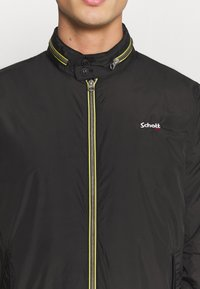 Schott - Lehká bunda - black - 6