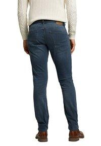 Esprit - Slim fit jeans - blue medium washed - 5