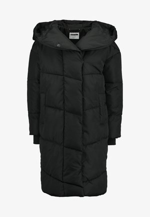 NMTALLY LONG JACKET - Winter coat - black