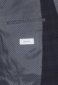 Isaac Dewhirst - CHECK - Completo - dark blue - 8